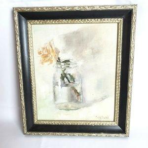 Kate Spade Painting Tomorrow by Cina Brown Rose